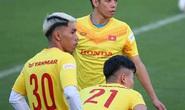 Hình ảnh Văn Quyết, Tấn Trường trở lại đội tuyển Việt Nam