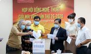 Giải Mai Vàng lần thứ 26-2020: Bỏ hai hạng mục
