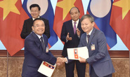EVN ký kết mua thêm hàng tỉ kWh điện từ Lào trước nguy cơ thiếu điện