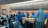 Vietnam Airlines đưa gần 360 người Việt từ Mỹ về nước