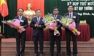 Quảng Bình cùng lúc bầu 3 Phó Chủ tịch UBND tỉnh