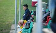 Tài năng trẻ đang lên Nguyễn Hai Long tiếc nuối chia tay đội tuyển vì chấn thương