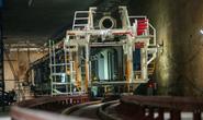 Cận cảnh lắp ráp robot nặng 840 tấn đào hầm tuyến đường sắt đô thị Nhổn - ga Hà Nội