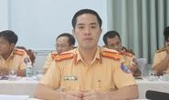 Trưởng Phòng CSGT Đường bộ - Đường sắt Công an TP HCM nhận nhiệm vụ mới