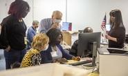 Bang Georgia liên tục đếm phiếu lại, cuối cùng ông Biden vẫn thắng