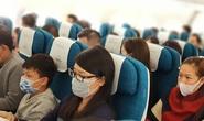 Đi máy bay không đeo khẩu trang có thể bị phạt đến 3 triệu đồng