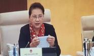 Chủ tịch Quốc hội: Giảm thiểu lễ hội, tổ chức hội nghị trực tuyến để phòng dịch corona