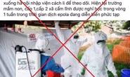 Trong dịch nCoV, tung tin giả về dịch bệnh epola để gây chú ý trên mạng xã hội