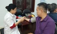 Vận động CNVC-LĐ hiến máu cứu người