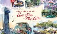 Sài Gòn qua tranh Phạm Công Tâm