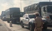 Xe tải càn trên Quốc lộ 51, 1 phụ nữ tử vong thương tâm, thanh niên gãy chân