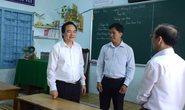 Bộ trưởng Phùng Xuân Nhạ: Tính mạng, sức khỏe của học sinh, giáo viên là trên hết