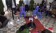 Phá tụ điểm đánh bạc tinh vi phức tạp ở Vĩnh Phúc, bắt 38 con bạc đến từ nhiều tỉnh thành