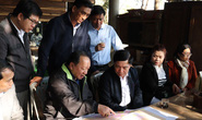 Đắk Lắk tuyển chọn bí thư huyện ủy