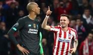 Đương kim vô địch Liverpool thua đau Atletico Madrid