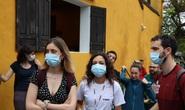 Quảng Nam: 22 người không đeo khẩu trang bị phạt 4,7 triệu đồng
