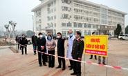 Lập bệnh viện dã chiến, người Việt qua cửa khẩu Móng Cái phải cách ly 14 ngày