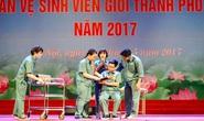 Hà Nội: Nâng chất lượng mạng lưới An toàn vệ sinh viên