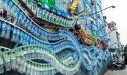 Bãi rác hóa thành không gian sáng tạo nghệ thuật