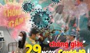 """[Emagazine] Kỳ diệu 29 ngày Việt Nam """"chống giặc"""" Covid-19"""