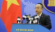 Phó phát ngôn Bộ Ngoại giao trả lời về thời điểm khôi phục đường bay Việt Nam-Trung Quốc