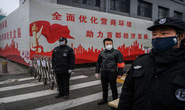 Covid-19: 500 tù nhân và lính canh ở Trung Quốc nhiễm virus