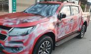 Điều tra vụ 2 kẻ bịt mặt phá hoại ôtô của nhà báo ở Quảng Ninh
