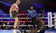 Tyson Fury hạ knock-out Wilder, đoạt đai vô địch WBC