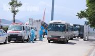 Nhóm khách Hàn Quốc đến Đà Nẵng: Nhiều người về nước, số còn lại tình nguyện cách ly