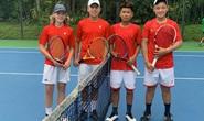 Tuyển quần vợt Việt Nam tỏa sáng ở giải trẻ quốc tế