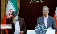 Covis-19: Clip Thứ trưởng Y tế Iran lau mồ hôi, ho ngay trong họp báo