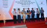 Trao quyết định thi công gói thầu đầu tiên của cầu Mỹ Thuận 2