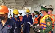 Quảng Bình- Bình Định:  Theo dõi chặt chẽ hàng trăm thuyền viên người Trung Quốc