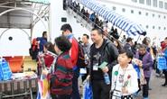 Đà Nẵng thông tin về du thuyền 5 sao World Dream chở khách Trung Quốc