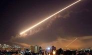 Phòng không Syria chặn tên lửa, thủ đô Damascus rung chuyển