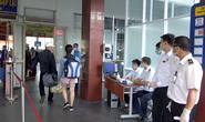 Phòng chống dịch virus corona: Chốt chặn kiểm soát khách đến Ga Sài Gòn