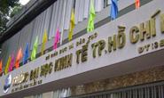 Trường ĐH Kinh tế TP HCM cho toàn bộ sinh viên tiếp tục nghỉ học