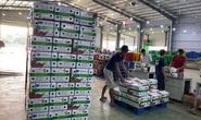 Dự kiến thông quan nông sản qua cửa khẩu Tân Thanh