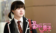 Nàng cỏ Goo Hye Sun vui vẻ du học sau bê bối ly hôn