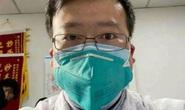 Sao Hoa ngữ không thể quên bác sĩ cảnh báo dịch corona Lý Văn Lượng