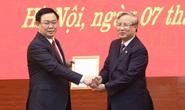 Bộ Chính trị phân công Phó Thủ tướng Vương Đình Huệ làm Bí thư Thành ủy Hà Nội