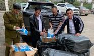Phát hiện hơn 22.000 khẩu trang y tế vô chủ ở Lào Cai