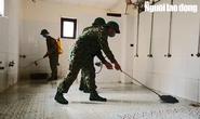Quảng Bình tiếp nhận 229 người trở về từ vùng dịch corona như thế nào?