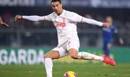 Ronaldo lập kỷ lục trong trận Juventus thua ngược