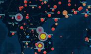 Lần đầu tiên Việt Nam công bố bức tranh cảnh báo nguy cơ dịch bệnh Covid-19 toàn cầu