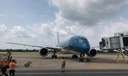 Cận cảnh 3 chuyến bay chở hơn 600 hành khách từ Hàn Quốc hạ cánh sân bay Cần Thơ