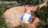 Cận cảnh bãi rác kinh hoàng trên đèo Bảo Lộc