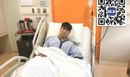 Duy Mạnh đã phẫu thuật, Đình Trọng chưa thể thi đấu