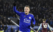 Sao 33 tuổi rực sáng, Leicester mở tiệc bàn thắng ở King Power