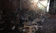 Đà Nẵng: 6 sinh viên may mắn thoát khỏi căn nhà đang cháy, 14 xe máy bị thiêu rụi